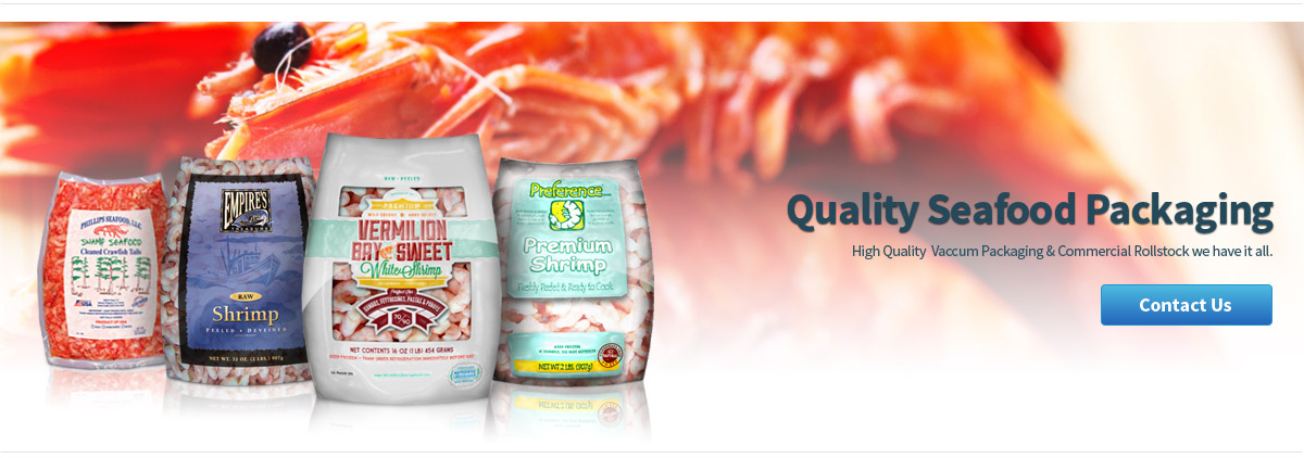 seafood packaging manufacturing